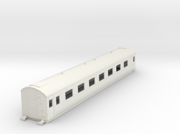 o-43-sr-maunsell-d2023-trailer-second-coach in White Natural Versatile Plastic