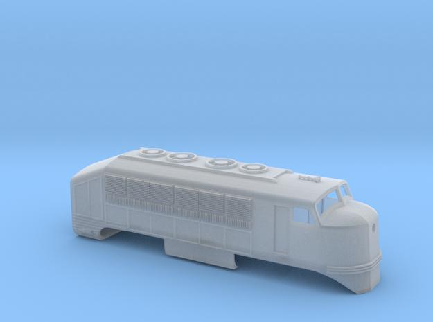 RENFE 350 origin in escala N in Smooth Fine Detail Plastic