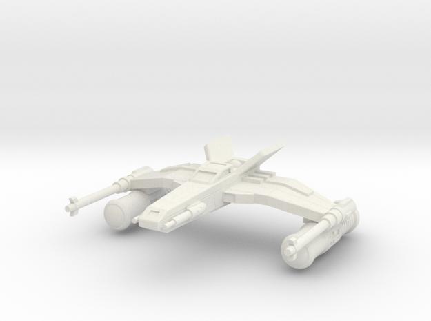 Funker 384 in White Natural Versatile Plastic