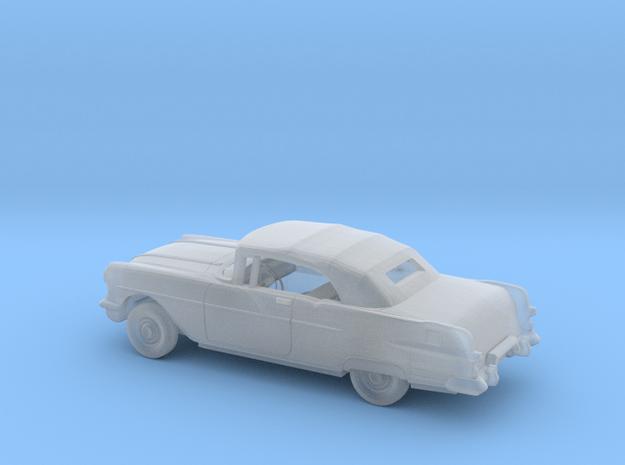 1-87 1956 PontiacStarChief Catalina ClosedConv. K. in Smooth Fine Detail Plastic