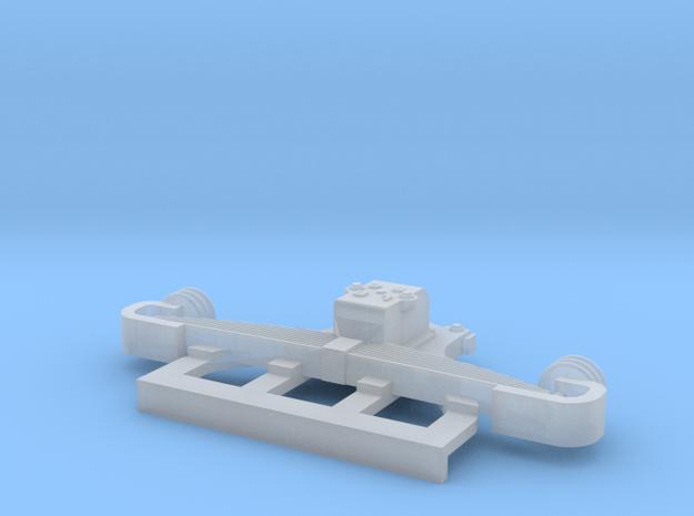 O Gauge LBSCR Standard Hanger Sprung Axle  in Smooth Fine Detail Plastic