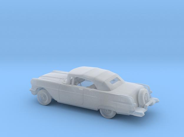1/160 1956 Pontiac StarChief Catalina Conv. w.Sp.  in Smooth Fine Detail Plastic