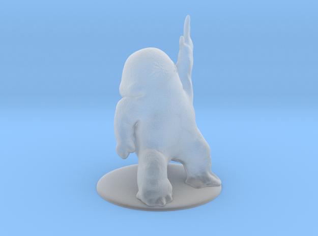 Dralasite Miniature in Smooth Fine Detail Plastic: 1:60.96