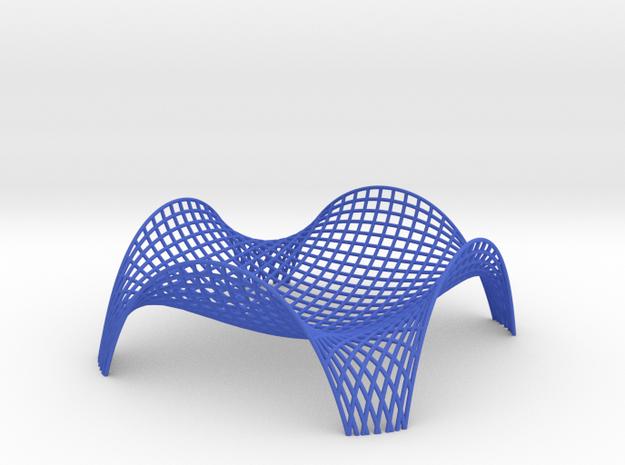 bowl for candies in Blue Processed Versatile Plastic