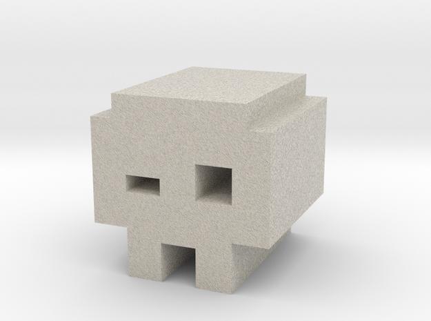 Geometry Dash Jumper Icon in Sandstone