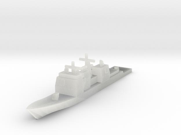 USN Ticonderoga class 1/4800 in Smooth Fine Detail Plastic