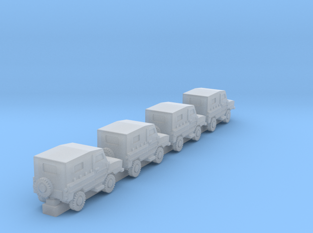 1/160 LUAZ-969 in Smooth Fine Detail Plastic