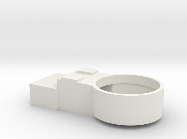 Athearn Genesis F Unit Tang Band Speaker in White Natural Versatile Plastic