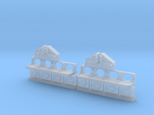 Raptor Garage Assembly in Smoothest Fine Detail Plastic