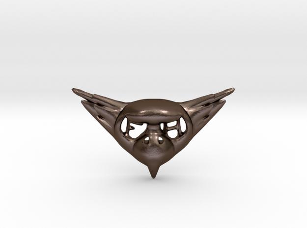 FLYHIGH: Womens Bird Pendant 3d printed
