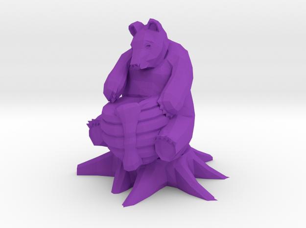 BubbleBearLPv2 3d printed