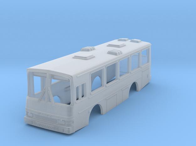 Wiima bodywork - Volvo B10M 86FA in Smooth Fine Detail Plastic