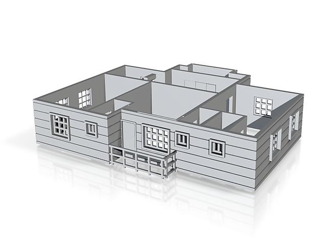 first floor plan_150kkk 3d printed