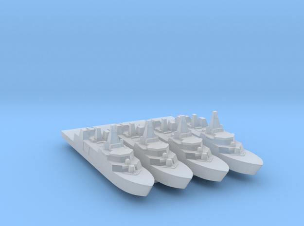4pk British Type 31 arrowhead frigate 1:3000