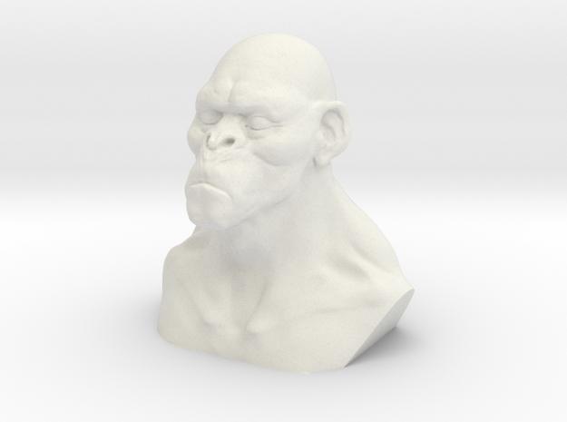 Gorila 6cm 3d printed