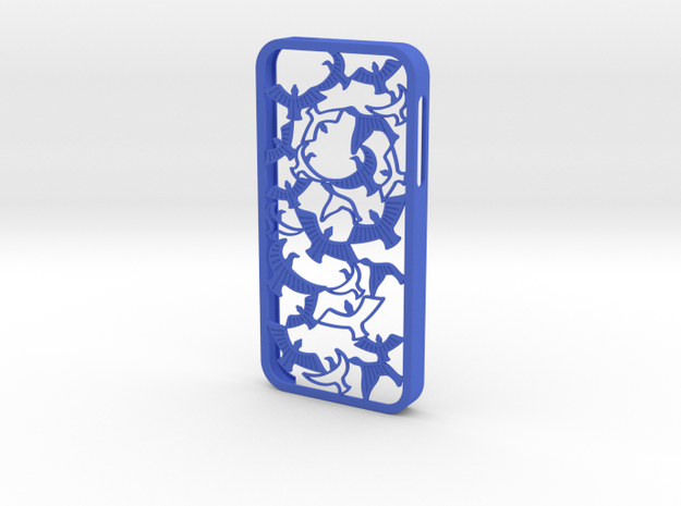Birds Silhouette iPhone5/5s Case 3d printed