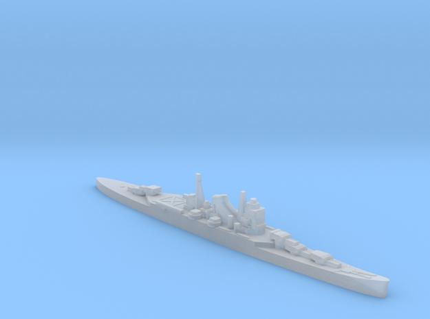 IJN Mogami cruiser 1940 1:1250 WW2 in Smooth Fine Detail Plastic