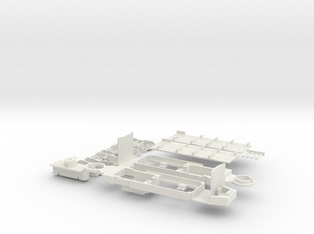 Fahrgestell SNCV 7000 in White Natural Versatile Plastic