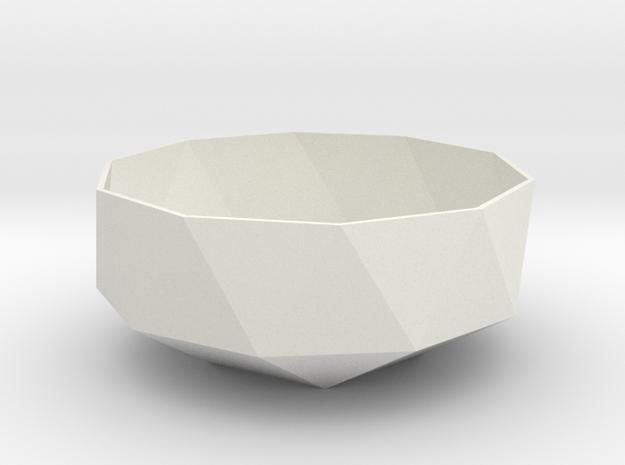 gmtrx lawal gyroelongated pentagonal cupola in White Natural Versatile Plastic