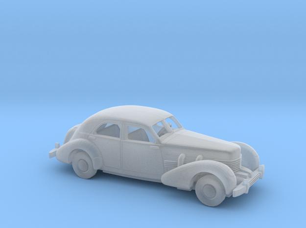 1/87 1935 Cord 812 Sedan Kit in Smooth Fine Detail Plastic