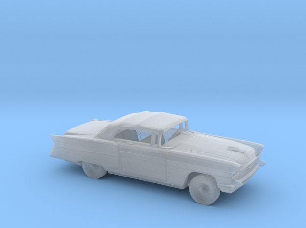 1/87 1956 Packard Executive Closed Convertible Kit in Smooth Fine Detail Plastic
