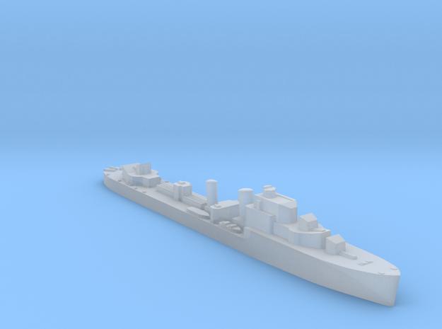 HMS Havant class destroyer 1:1250 WW2 in Smooth Fine Detail Plastic