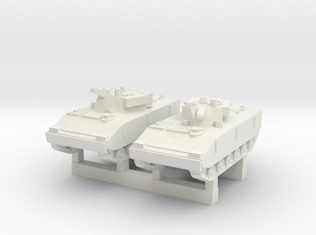 1/200 South Korean K-21 IFV 3d printed