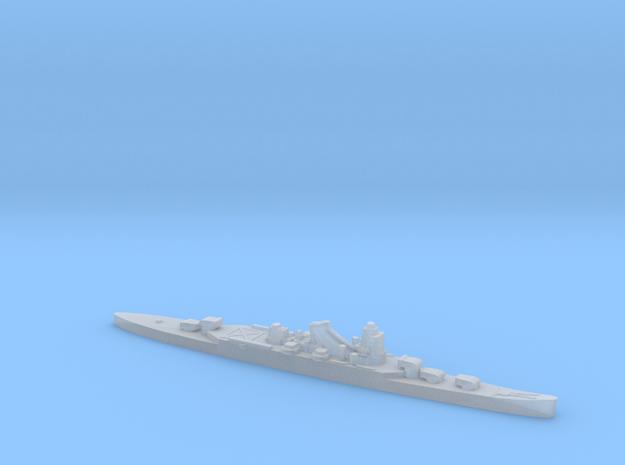 IJN Mogami cruiser 1:1200 WW2 Modellers Ed 2 in Smooth Fine Detail Plastic