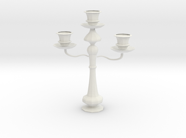 Candleholder 3d printed