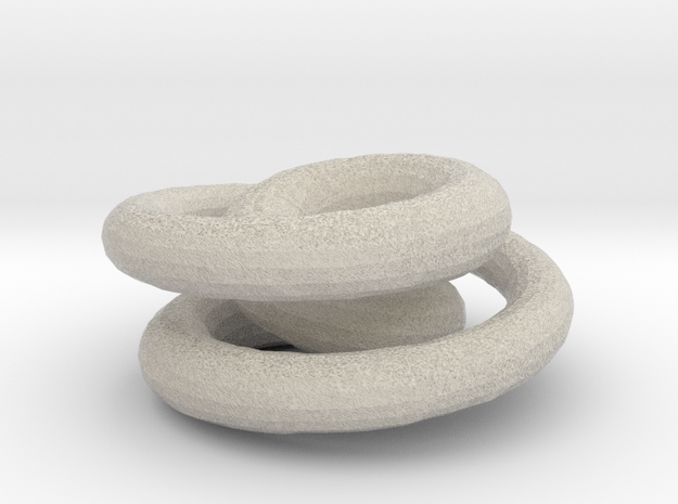 Speed knot 3d printed