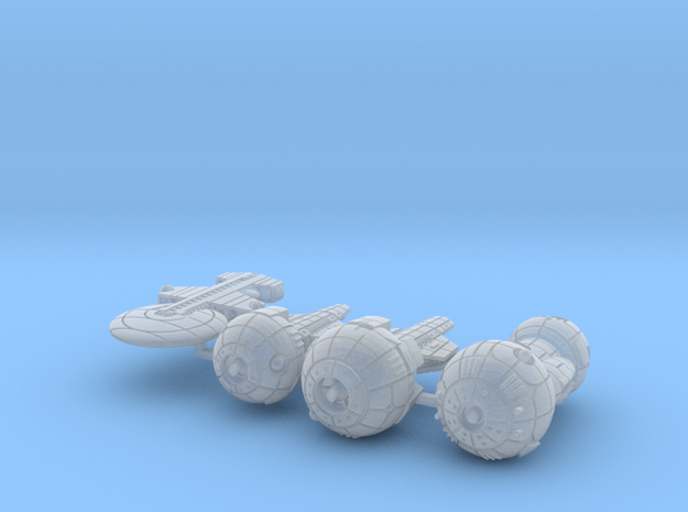 TFN Alternate Warships Package in Smooth Fine Detail Plastic