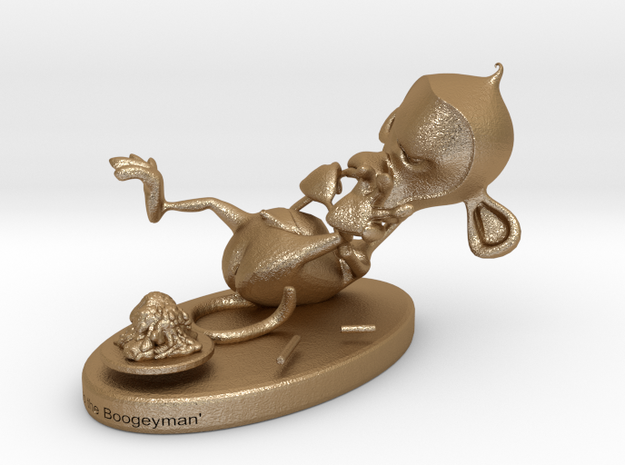 'Ode to the Boogieman' playset 3d printed