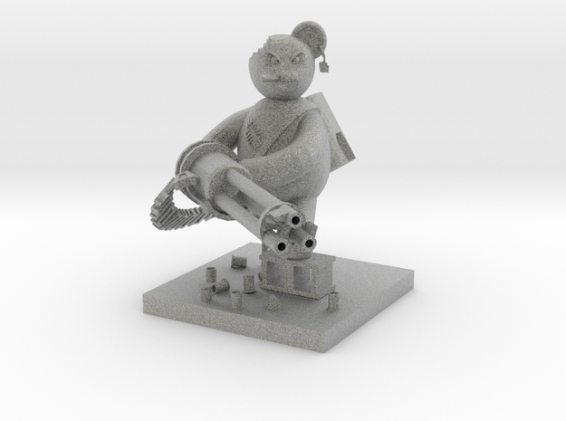 Pooky Full Model test 3d printed