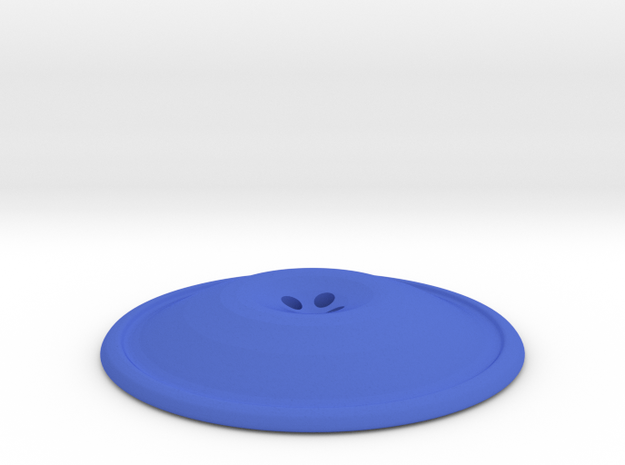 Button 7 3d printed