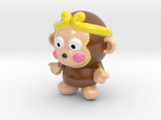 monkey king in Glossy Full Color Sandstone