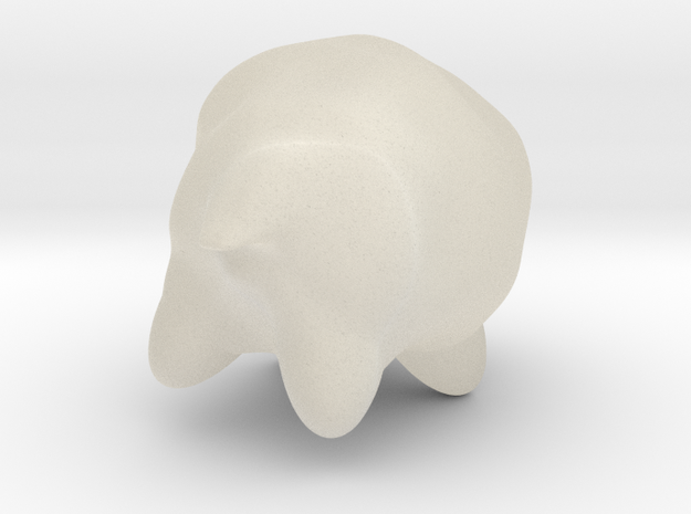 Sheep V2 - Smaller 3d printed