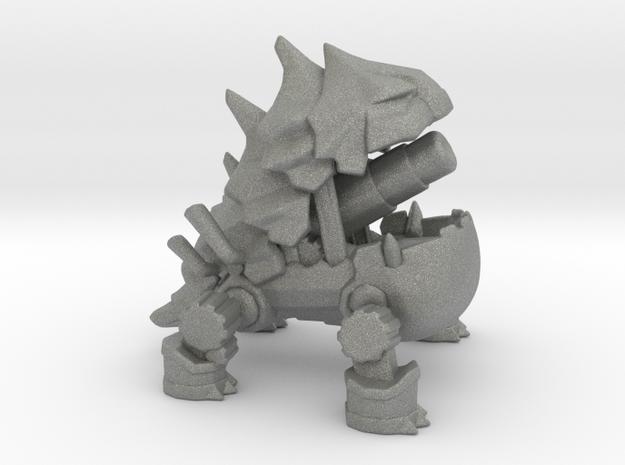 Dino Steam Cannon miniature model fantasy rpg dnd