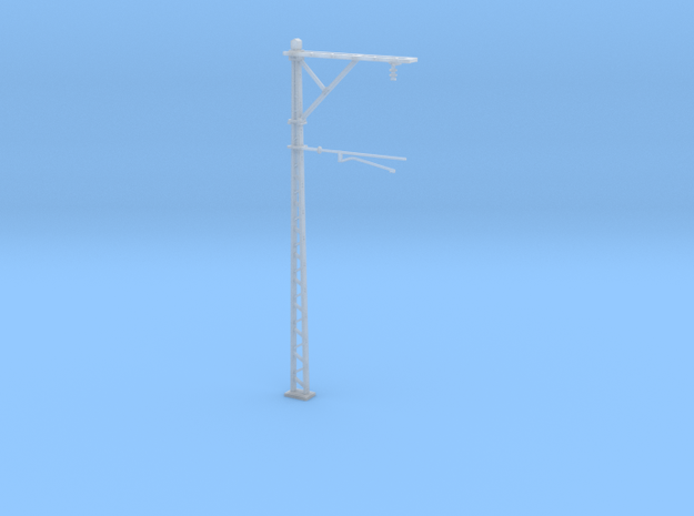 VR Stanchion 42mm Contact Wire 1:160 Scale in Smooth Fine Detail Plastic