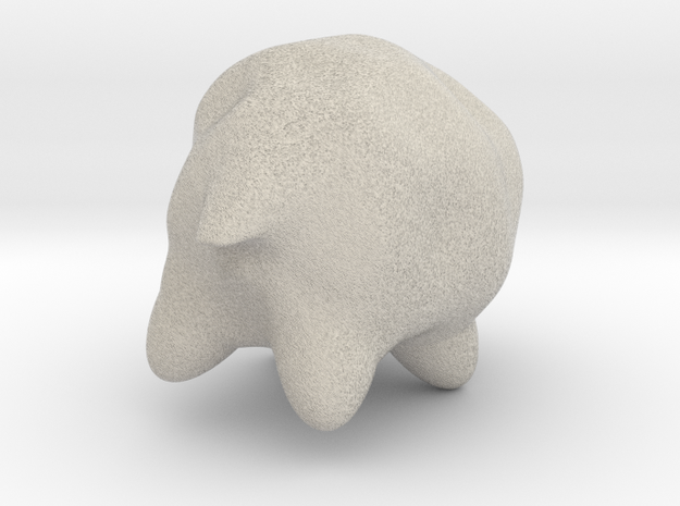 Sheep V2 - Unscaled 3d printed