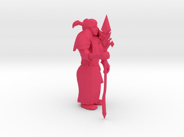 DwarfDarkPriest 8cm 3d printed