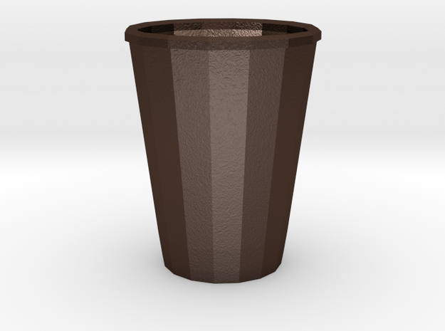 Red Cup 3d printed