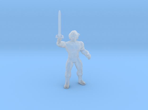 Thundercats Lion-o miniature model fantasy dnd rpg