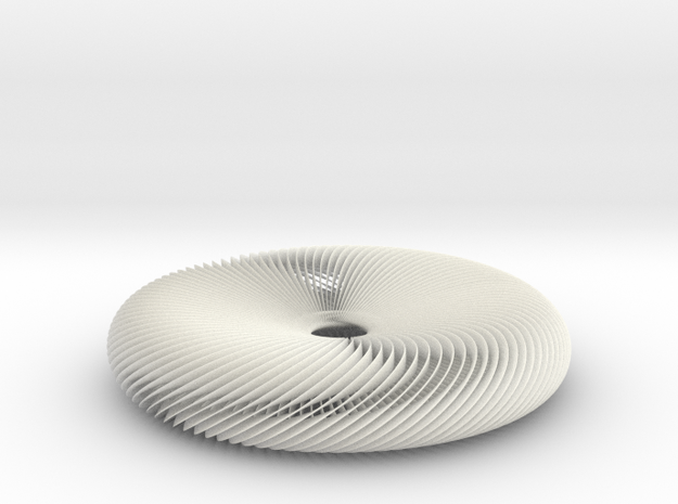 Turbine 3d printed