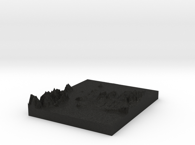 Bay Area 3d printed