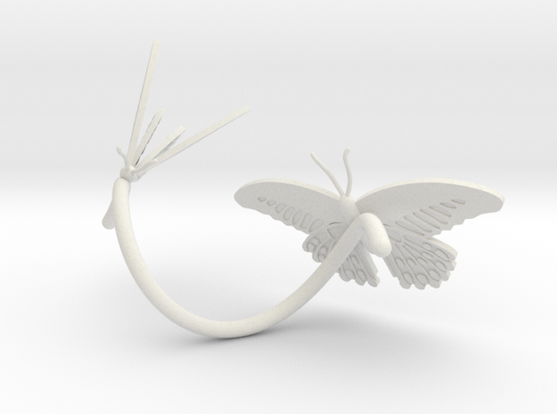 Butterfly Light Shade #2 3d printed