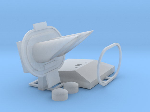 SLU - Cv de type bas in Smooth Fine Detail Plastic