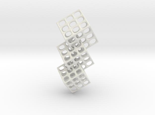 Triple Matrix 3d printed