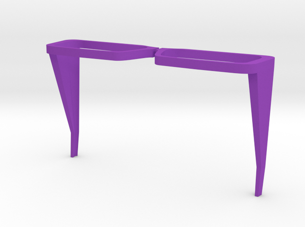 0073 cheetah sunglasses 01 frames + legs 3d printed