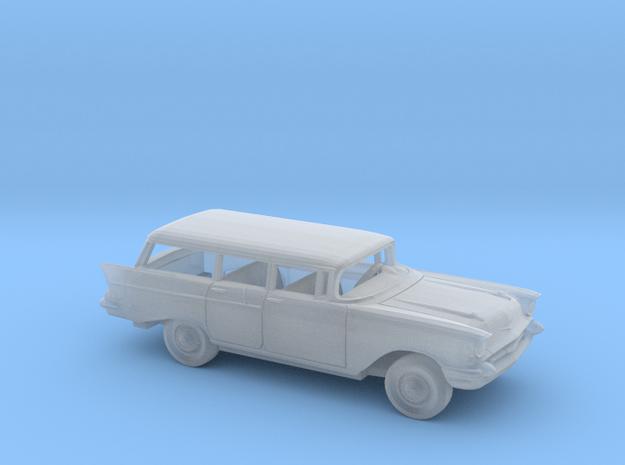 1/160 1957 Chevrolet One Fifty Station Wagon Kit