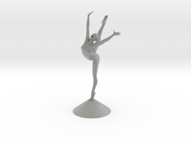 Joyful Dancer Base (pedstal revised) 3d printed